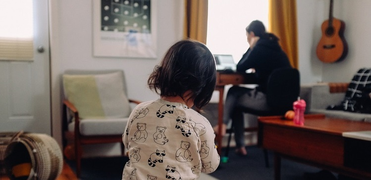 Working from Home with Kids: How to Make it Less Stressful