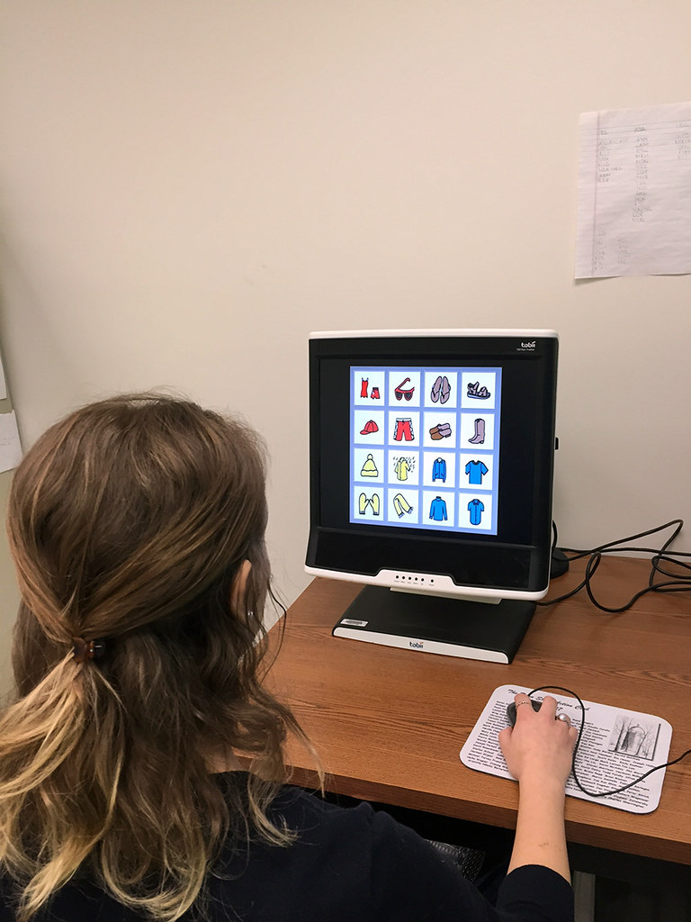 Augmentative and Alternative Therapy (AAC)