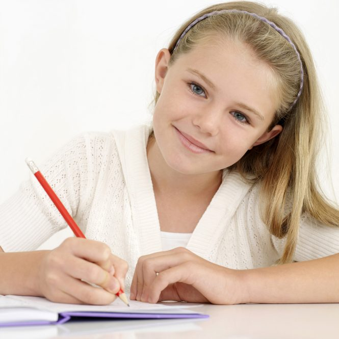 Writing & Speaking Intervention