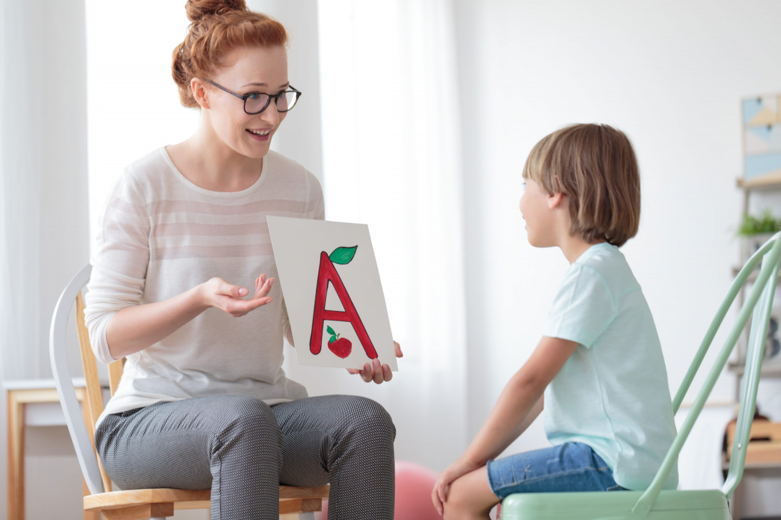 Speech & Language & Feeding Evaluations